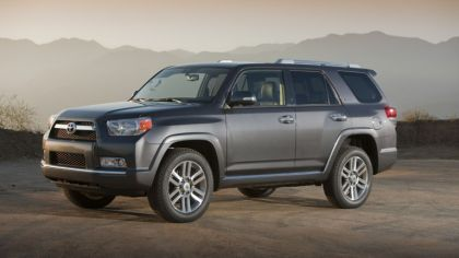 2010 Toyota 4Runner Limited 1