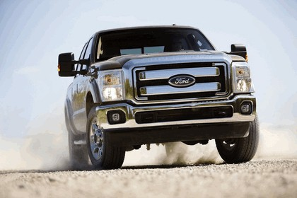 2011 Ford Super Duty 4