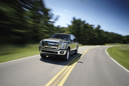 2011 Ford Super Duty 12