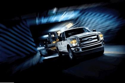 2011 Ford Super Duty 16