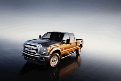 2011 Ford Super Duty 17