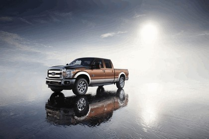 2011 Ford Super Duty 19