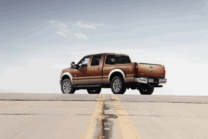 2011 Ford Super Duty 25