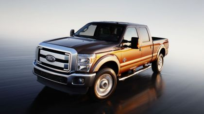 2011 Ford Super Duty 2