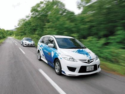 2009 Mazda Premacy Hydrogen Re 1