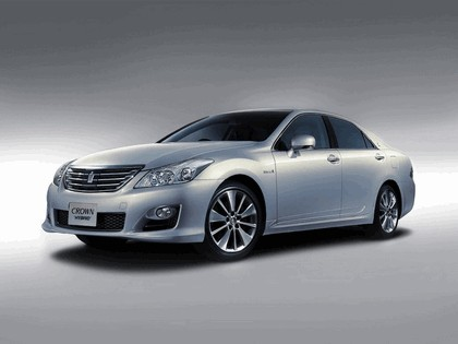 2008 Toyota Crown Hybrid ( GWS204 ) 1