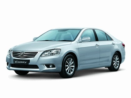 2009 Toyota Camry - Thailandese version 4