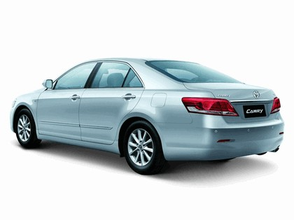 2009 Toyota Camry - Thailandese version 5