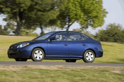 2010 Hyundai Elantra Blue 2