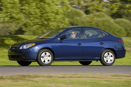 2010 Hyundai Elantra Blue 3