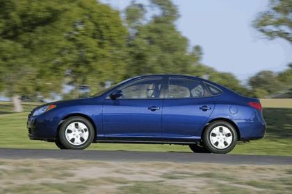 2010 Hyundai Elantra Blue 4