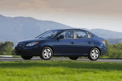 2010 Hyundai Elantra Blue 5