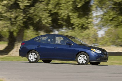 2010 Hyundai Elantra Blue 6