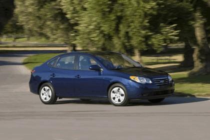 2010 Hyundai Elantra Blue 7