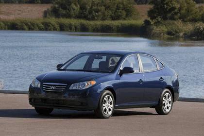 2010 Hyundai Elantra Blue 8