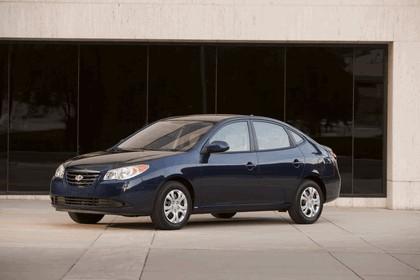 2010 Hyundai Elantra Blue 9
