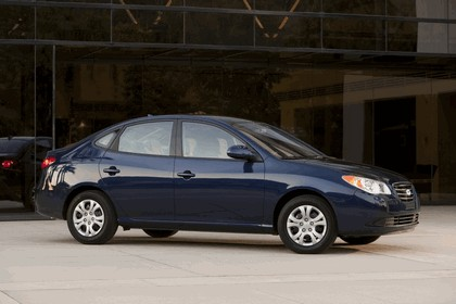 2010 Hyundai Elantra Blue 12