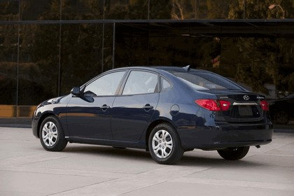 2010 Hyundai Elantra Blue 13
