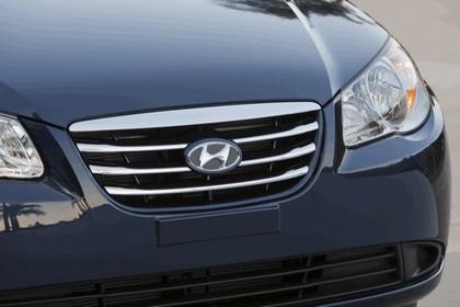 2010 Hyundai Elantra Blue 14