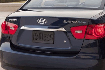 2010 Hyundai Elantra Blue 15