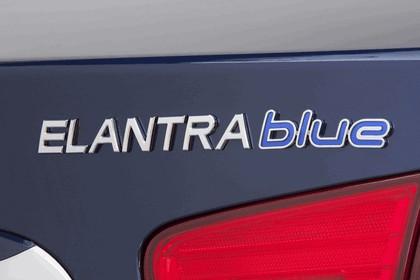 2010 Hyundai Elantra Blue 16