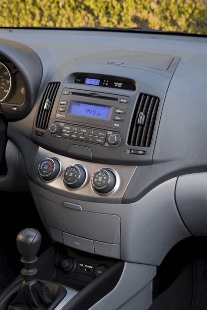 2010 Hyundai Elantra Blue 18