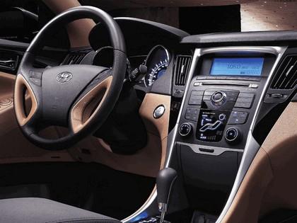 2009 Hyundai Sonata 9