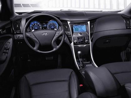 2009 Hyundai Sonata 11