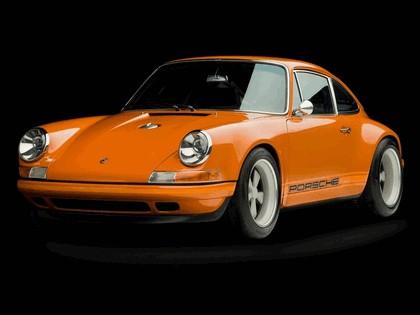 2009 Porsche 911 ( 993 ) by Singer 1