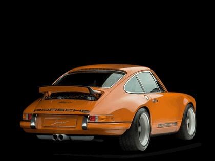 2009 Porsche 911 ( 993 ) by Singer 7