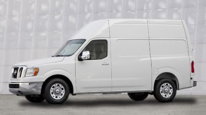 2010 Nissan NV2500 HD high roof 5