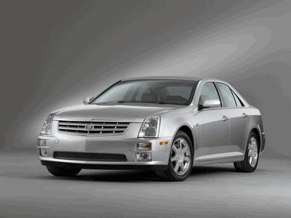 2004 Cadillac STS 2