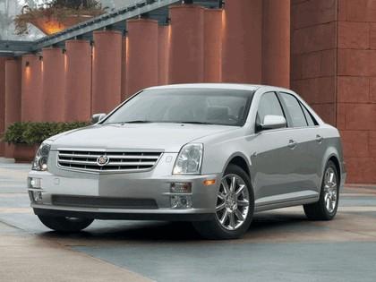 2004 Cadillac STS 4