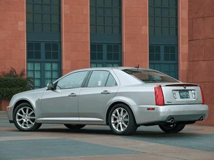 2004 Cadillac STS 6