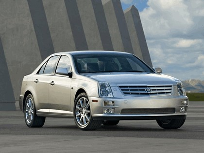 2004 Cadillac STS 9