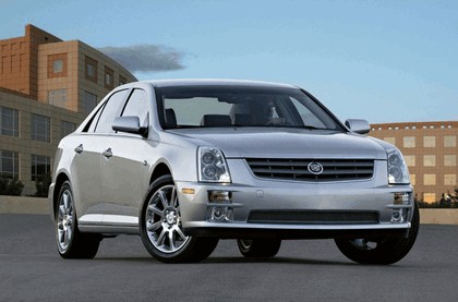 2004 Cadillac STS 10