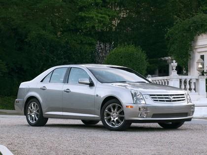 2004 Cadillac STS 11