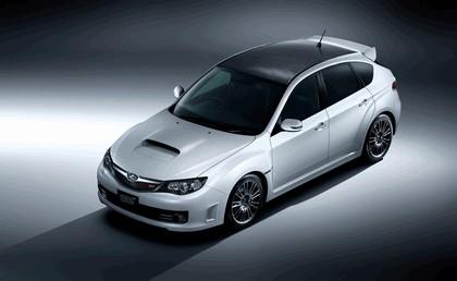 2009 Subaru Impreza WRX STi Carbon 1