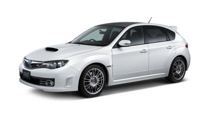 2009 Subaru Impreza WRX STi Carbon 1