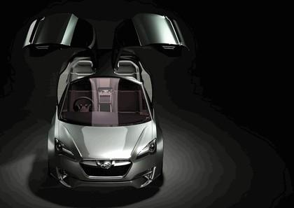2009 Subaru Hybrid Tourer concept 2