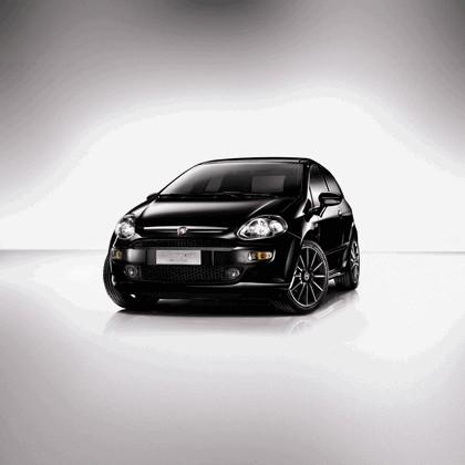 2009 Fiat Punto Evo 1