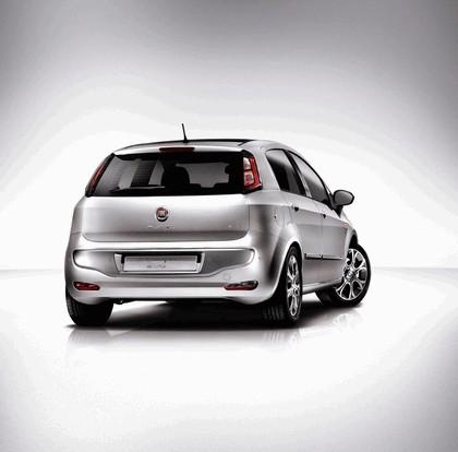 2009 Fiat Punto Evo 3