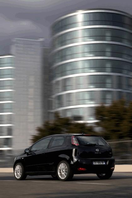 2009 Fiat Punto Evo 7