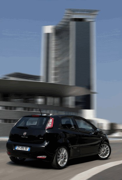2009 Fiat Punto Evo 8
