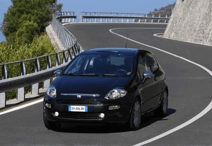 2009 Fiat Punto Evo 16