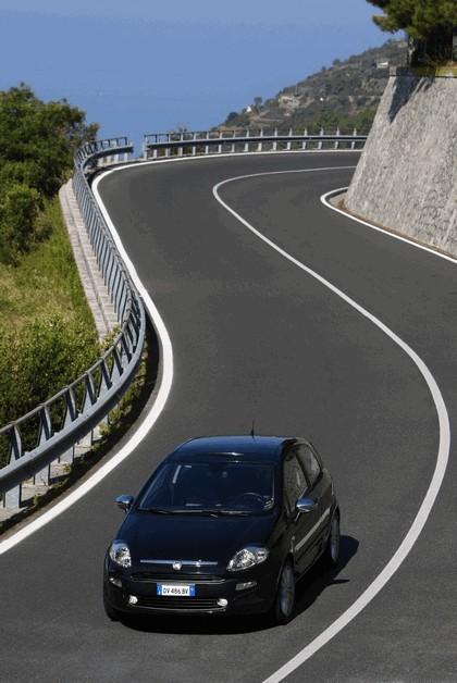 2009 Fiat Punto Evo 17