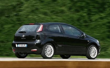 2009 Fiat Punto Evo 18