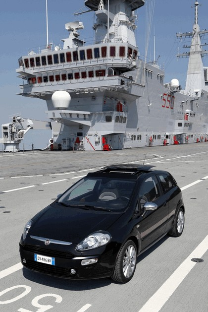 2009 Fiat Punto Evo 25