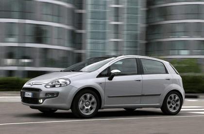 2009 Fiat Punto Evo 36