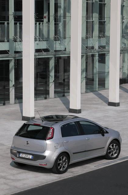 2009 Fiat Punto Evo 38
